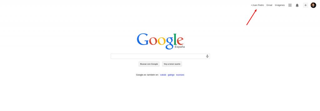 entrar en google+